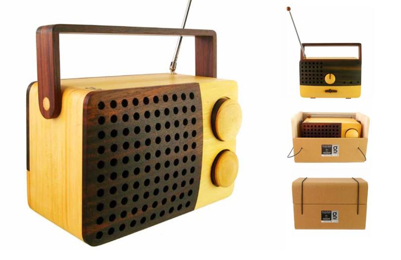 Radio Kayu – Buah Karya dari Desa Yang Mendunia