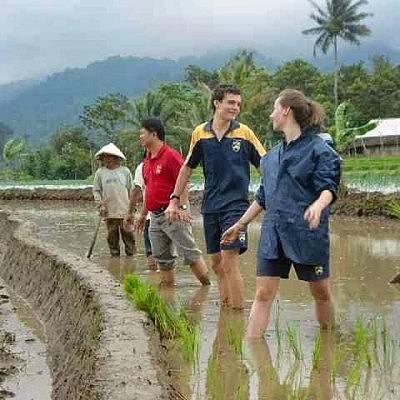 Menikmati Budaya Masa lampau di Desa Wisata Brayut