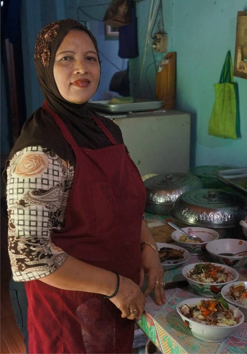 Kuliner Desa Soto Mbak Jam, Lezat Seindah Desanya