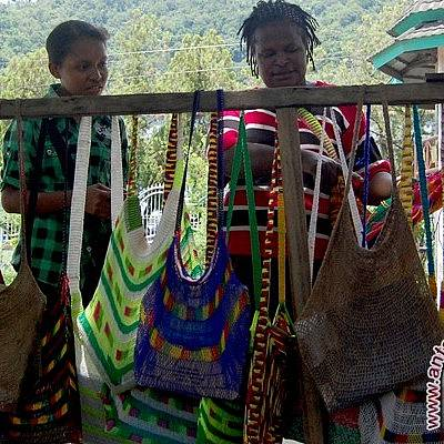 Noken, Tas Unik dari Papua