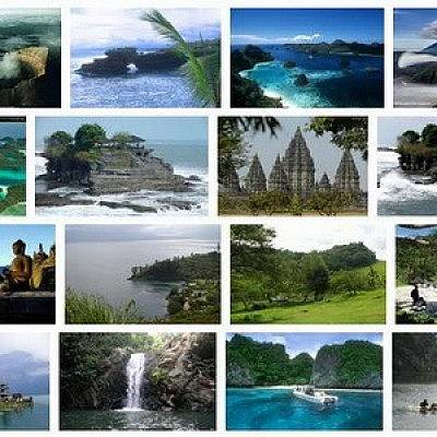 Wisata Indonesia Unggul di Atas Rata-rata Dunia
