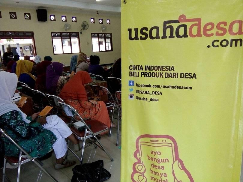Hebatnya Peran Perempuan pada UMKM di Desa