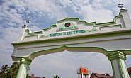 Si Jawara Desa Blang Krueng, Swadaya Membangun Sekolah Sendiri