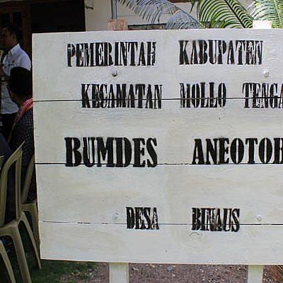 BUMDesa Aneotob, Ide Sederhana Efek Luar Biasa