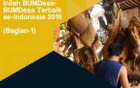 Ebook Kumpulan BUMDesa Terbaik Indonesia