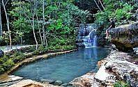 Air Terjun Lepo, Pesona Desa Dlingo yang Kini Laris Kunjungan