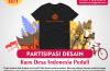 Ayo Bikin Disain Kaos untuk Membantu Korban Longsor Ponorogo