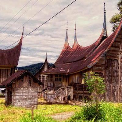 Nagari Pariangan, Salahsatu Desa Paling Indah di Dunia