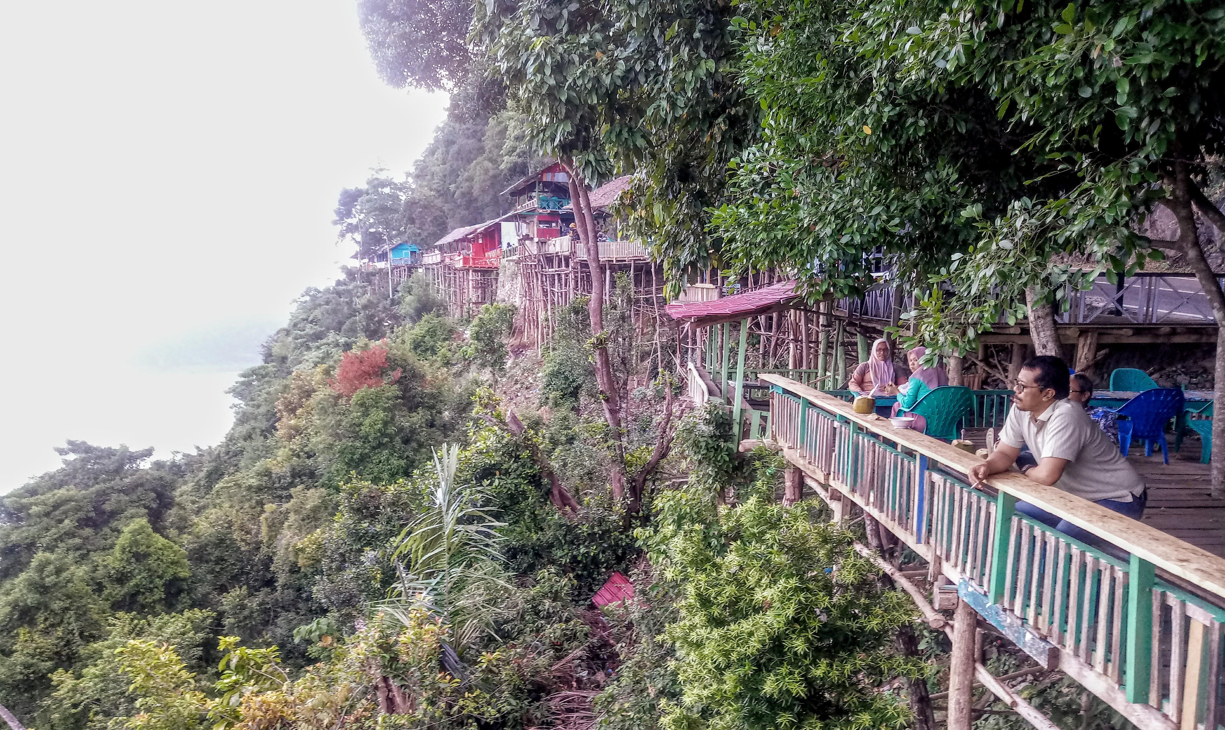 wisata Tebing Geureutee Aceh - berdesa