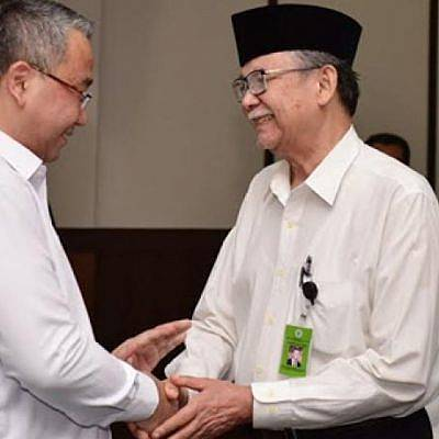 Satgas Dana Desa Terbentuk, Ketuanya Mantan Petinggi KPK
