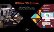 Belanja Offline Lesu, Belanja Online Melejit