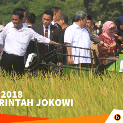 Catat Baik-baik, Inilah Target Presiden Jokowi 2018