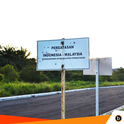 Indonesia-Malaysia Sepakat Kembangkan Desa-desa Wilayah Perbatasan