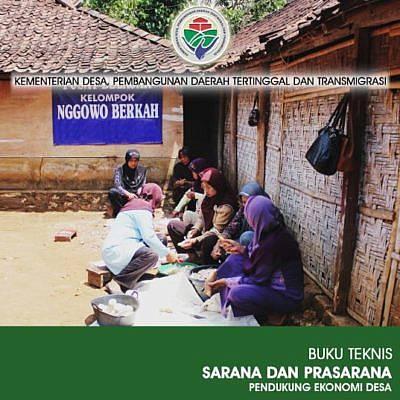 Bingung Cara Membangun Sarana Prasarana Desa, Baca Buku Ini