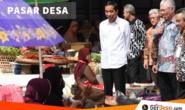 Ramainya Rejeki BUMDes dengan Mendirikan Pasar Desa