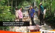 Apakah Anggota BPD Boleh Mengerjakan Proyek di Desa, Ini Jawabannya
