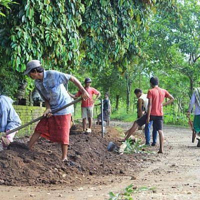 Pemerintah dan Rumah Zakat Bentuk 5323 Desa Berdaya