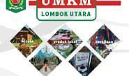 Lombok Utara Gelar Pameran Gebyar Produk UMKM