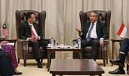Pertukaran Kepala Desa Indonesia-Malaysia Sedang Dijajaki