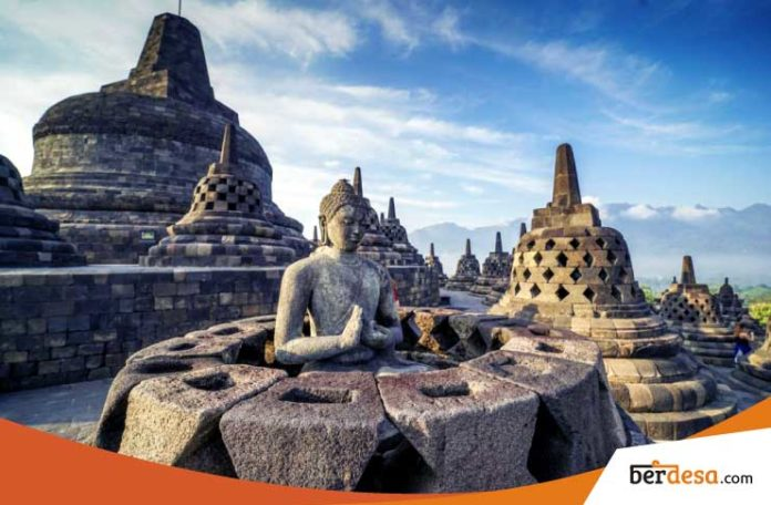 Deskripsi Candi Borobudur Yang Wajib Diketahui