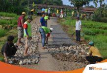 Klasifikasi Desa Berdasarkan Kegiatan Pokok Yang Dilakukan Masyarakat