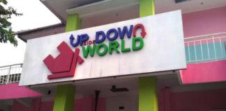 Upside Down World Jogja