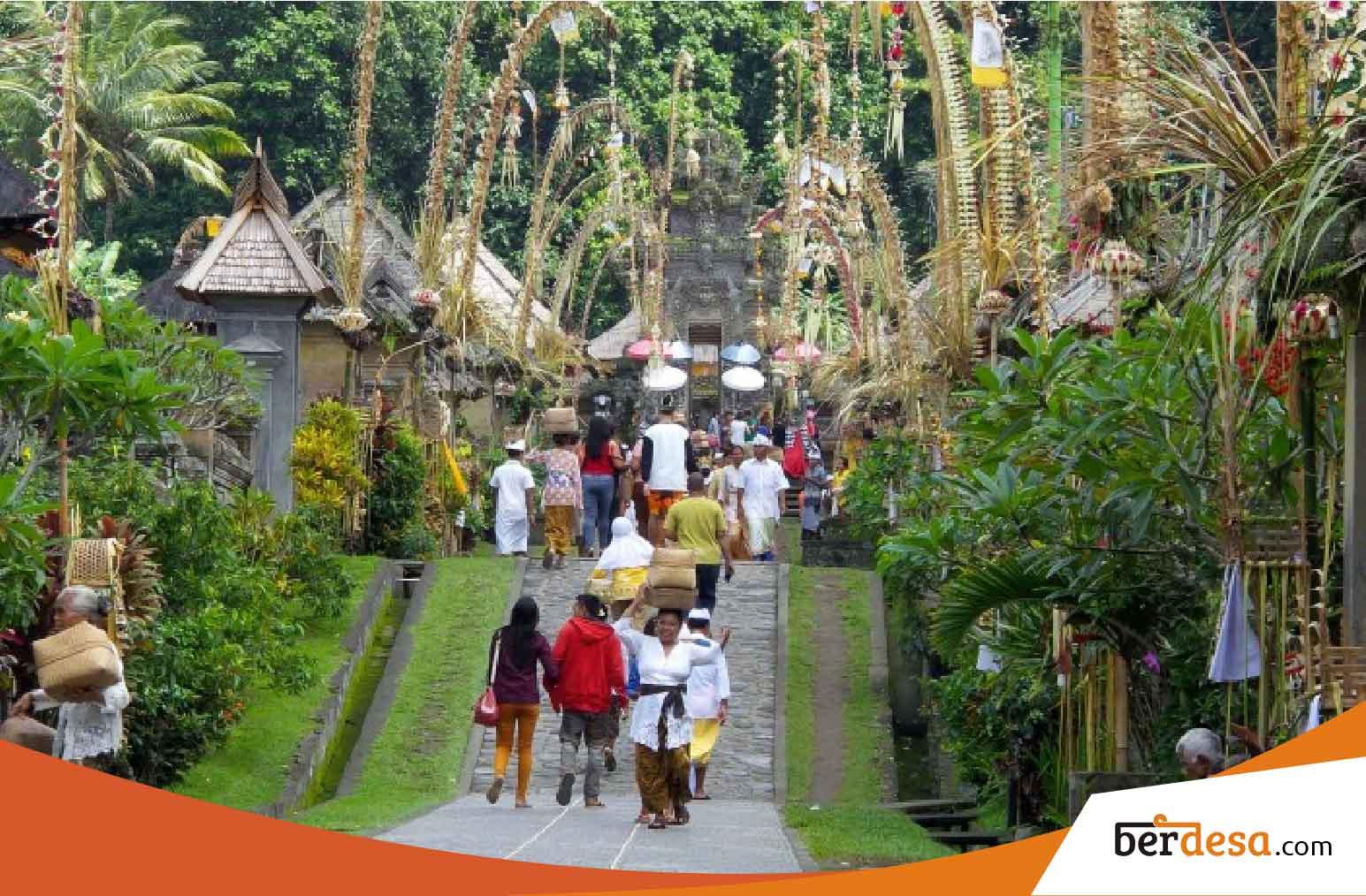 Informasi Lengkap Seputar Desa Wisata Penglipuran Ubud Berdesa