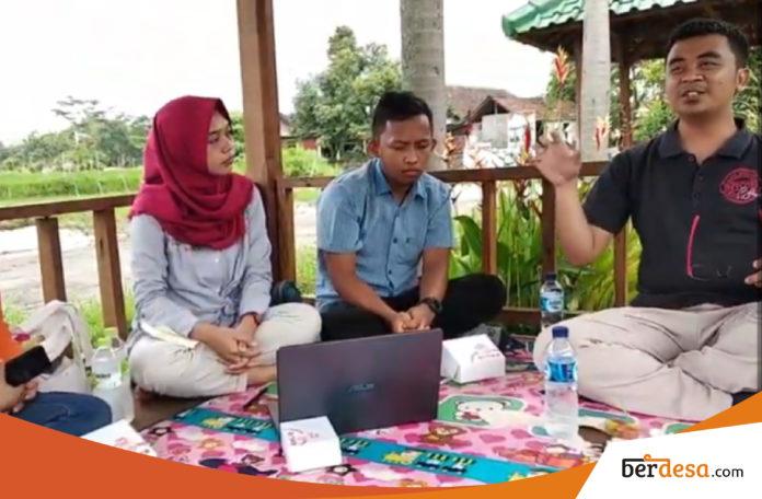 Pelatihan Digital Marketing Untuk Ibu-ibu Desa Ponggok