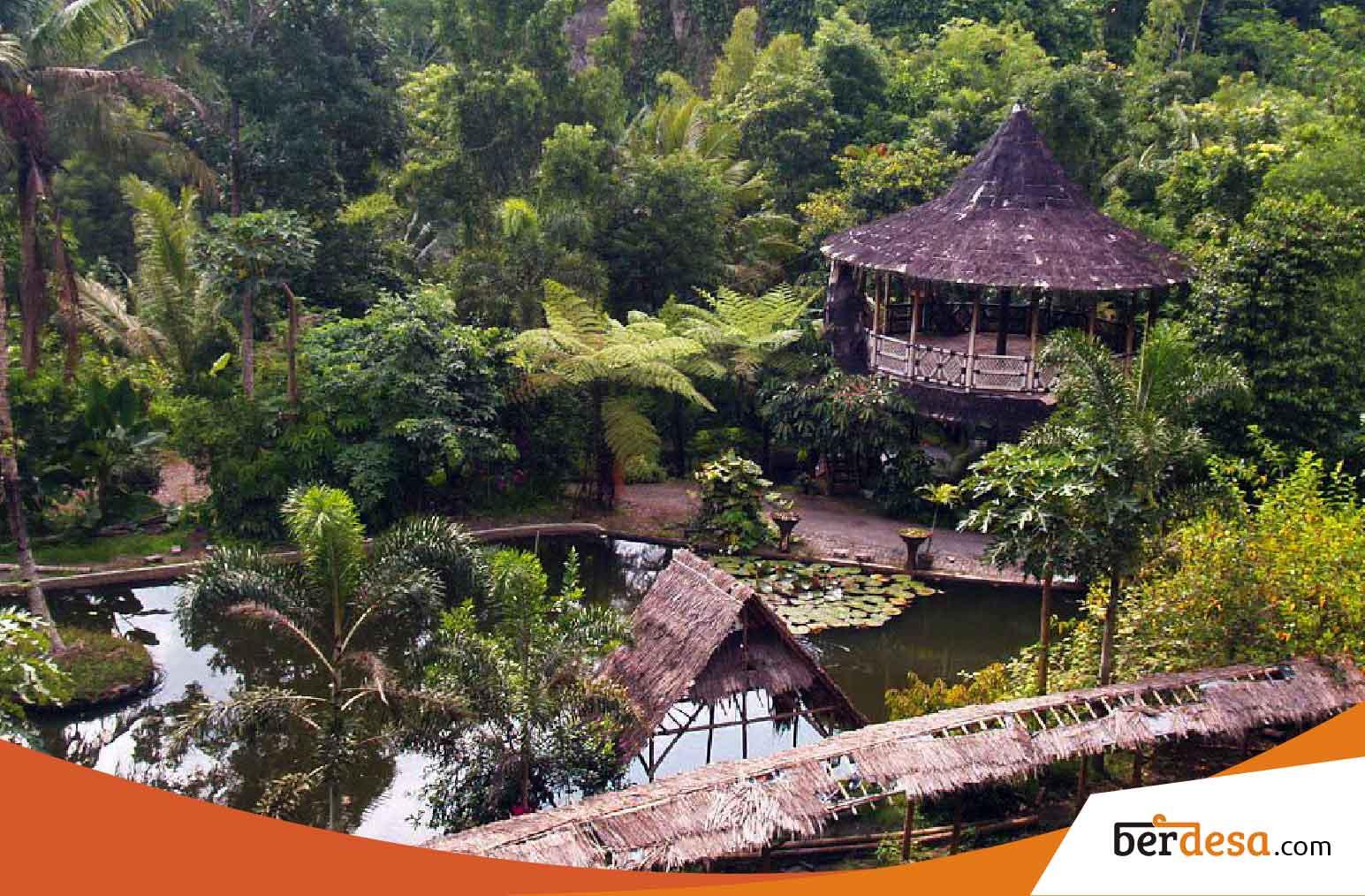 Desa Wisata Pertanian, Edukasi Masa Kini - Berdesa