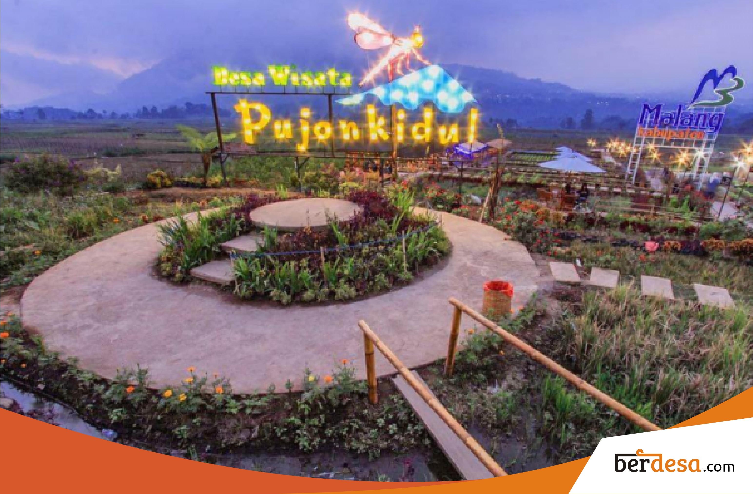 Destinasi Desa Agro Wisata Pujon Kidul Malang Berdesa