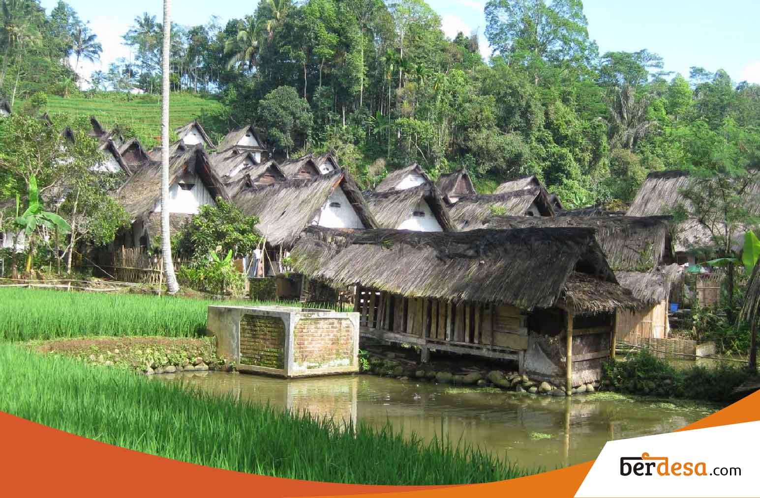 Rumah Idaman Sederhana Di Desa Untuk Keluarga Yang Menyukai Ketenangan Berdesa Rumah desa yang asri