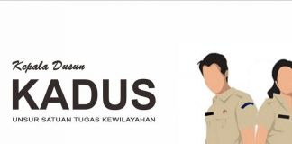 Tugas Kepala Dusun